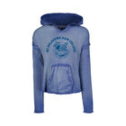 YOUTH BLUE TERRY HOODIE