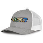 TRUCKER CAP FROM THE GAME WITH NEO & OKLAHOMA FLAG