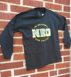 YOUTH LS T BLACK NEO